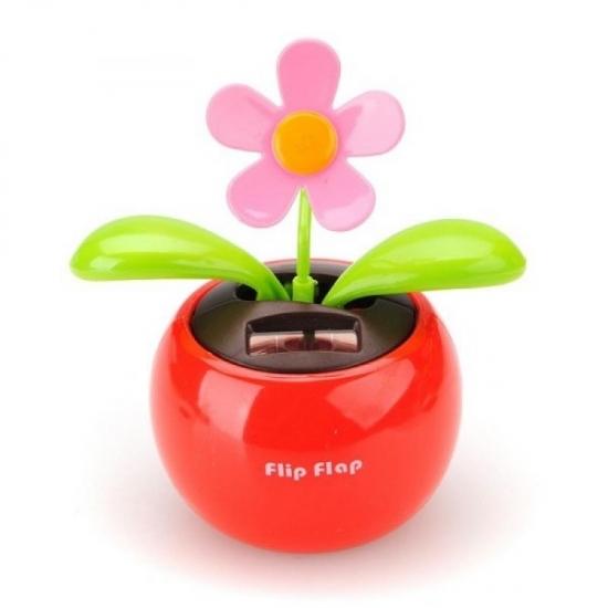 multibrand цветок на солнечной батарее