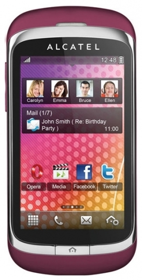 Alcatel OneTouch 818