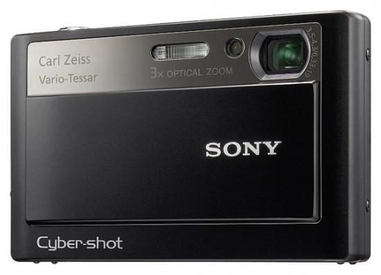 Sony Cyber-shot DSC-T2