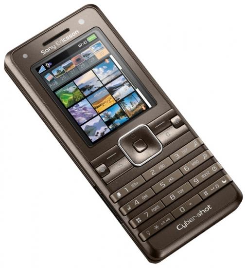 Sony Ericsson K770i
