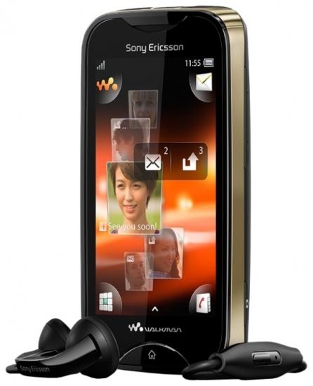 Sony Ericsson WT13