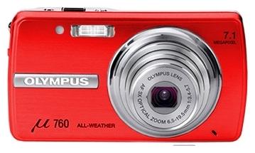 Olympus Mju 760 Digital
