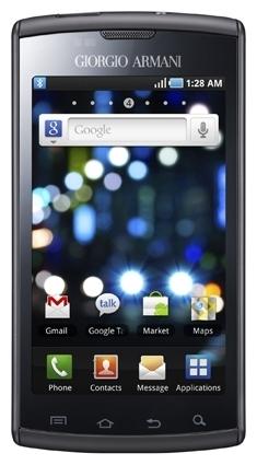 Samsung Galaxy S Giorgio Armani