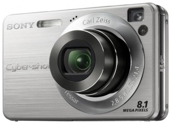 Sony Cyber-shot DSC-W130
