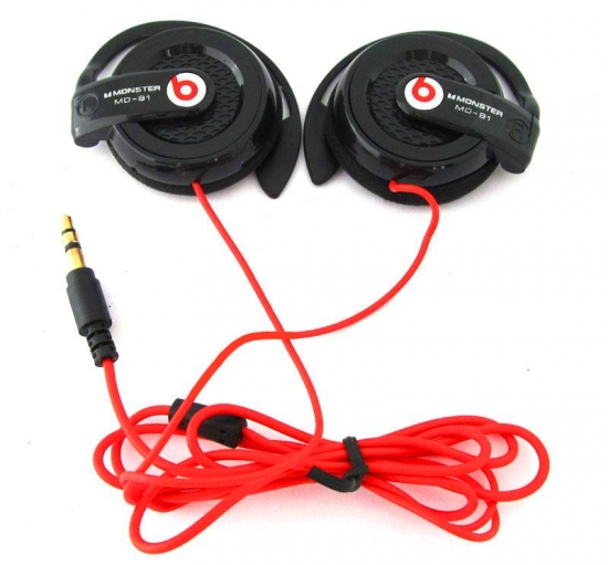 Beats MP3/MP4(i-POD) Monster Beats MD-91