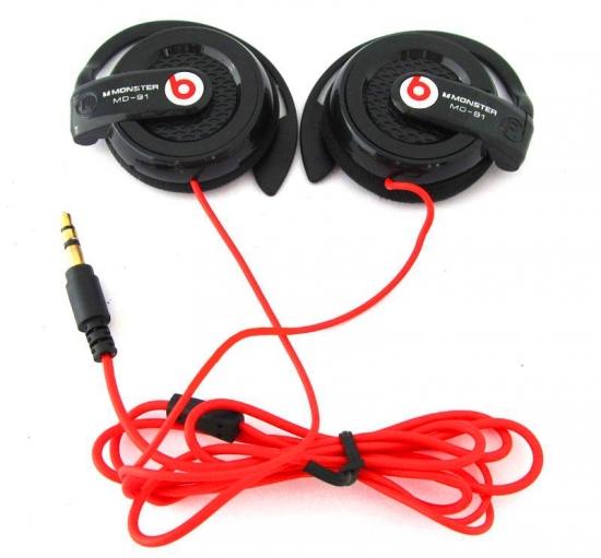 Beats MP3/MP4(i-POD) Monster Beats MD-91