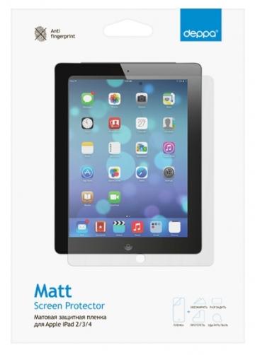 Apple iPad 2/3, матовая
