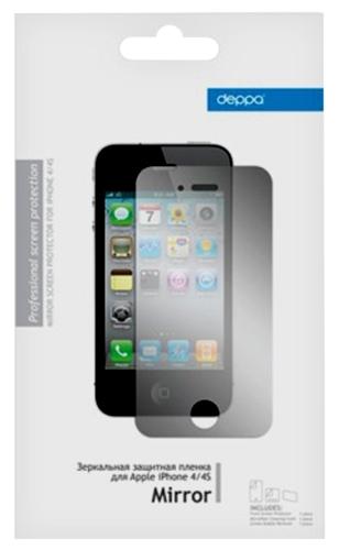 Apple iPhone 4/4S, зеркальная
