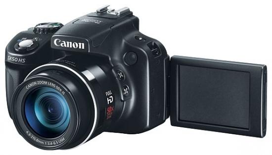Canon SX50HS