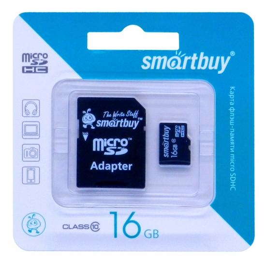 multibrand microSD 16GB Class 10