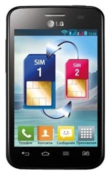 LG E435 Optimus L3