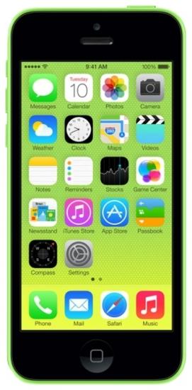 Apple iPhone 5C пр-во Гонконг