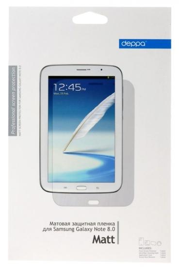 Samsung Galaxy Note 8,0, матовая