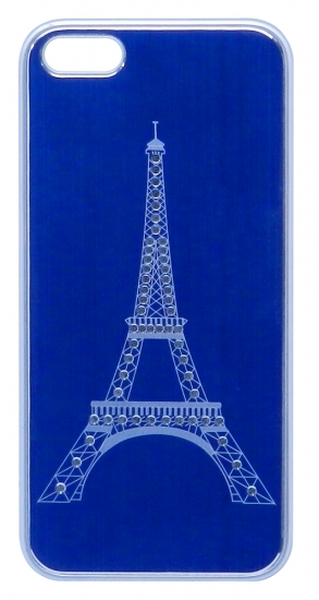 Apple Бампер пластик,Париж 5/5S (96-2)