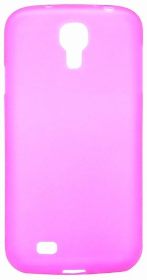 Samsung Бампер-силикон,матовый цветной i9500 (S4) (020-4)