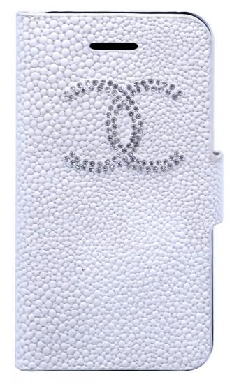 Apple чехол-книжка (Aimable) 4/4S (12-1)