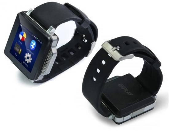Explay Телефон-Часы N1