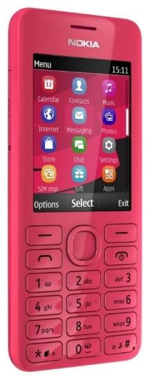 Nokia 206.1 Dual SIM