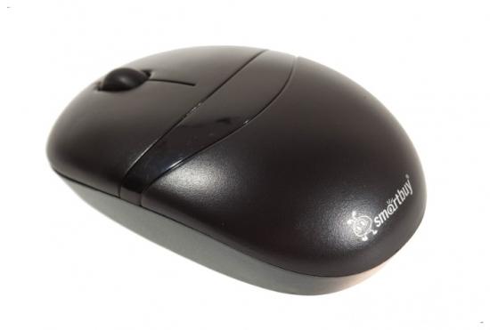 SmartBuy Мышь беспроводная (SBM-326AG-K) /40