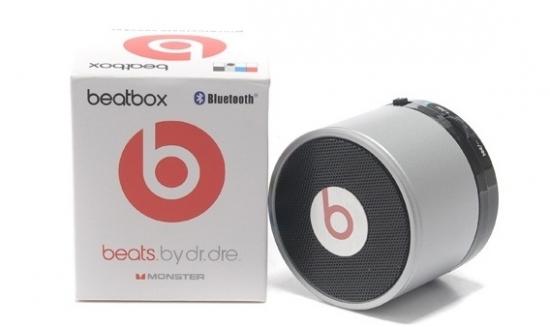 Beats (Beatbox) (Bluetooth + FM + Micro SD)