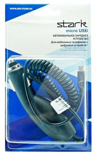 multibrand micro USB 1A-1,2A Stark