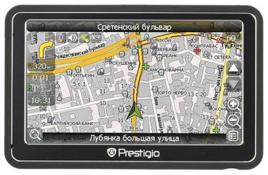 Prestigio GeoVision 4250