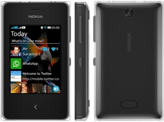 Nokia 500 Asha