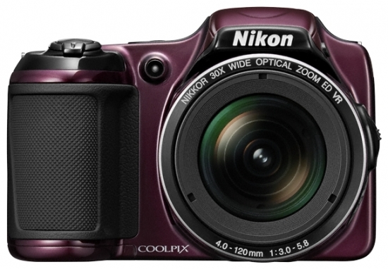 Nikon Coolpix L820