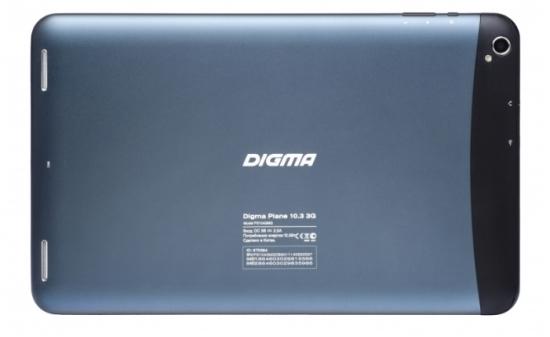 Digma Plane 10.3 3G