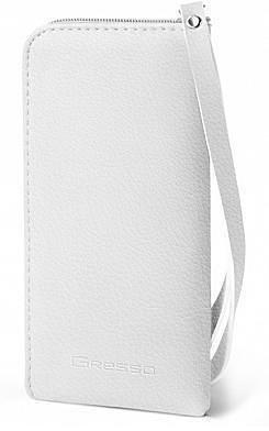 Gresso Скайфолл-кошелек размер 3XL белый