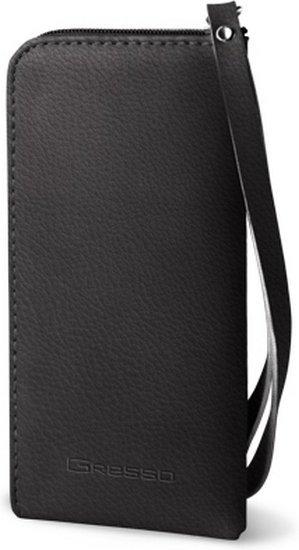 Gresso Скайфолл-кошелек размер 3XL черный