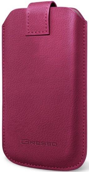 Gresso Скайфолл-футляр размер 4XL бордо