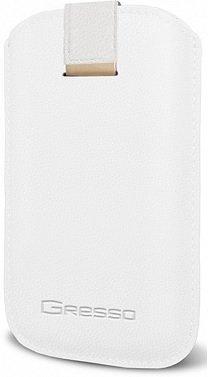 Gresso Сеньорита Рим-футляр размер 2XL белый