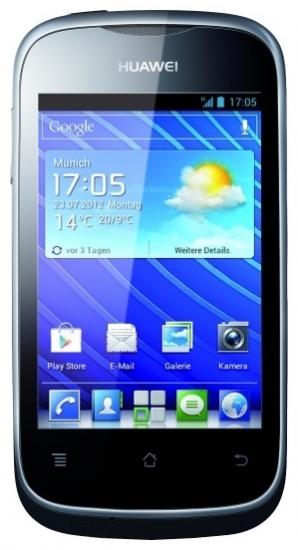Huawei Ascend Y201 Pro U8666Е