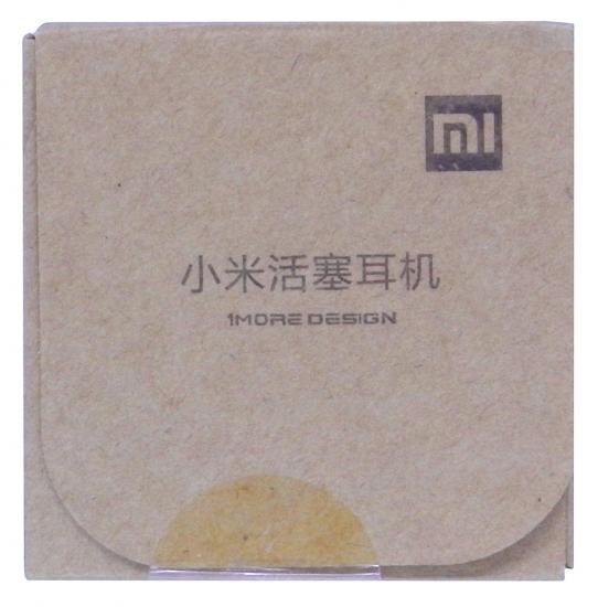 Xiaomi Piston 2 (пл. кор.) (с функцией гарнитуры)