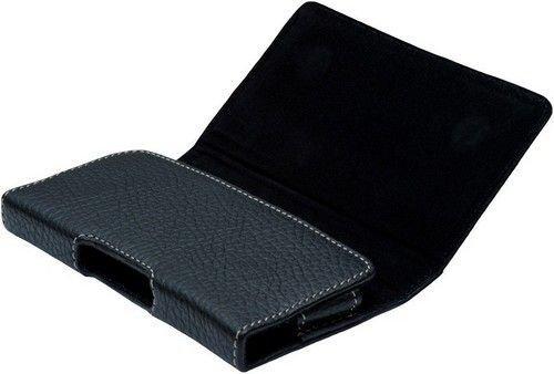 Samsung Galaxy Note 2/3 CreaCase series 5 размер XXXXL, (натур.кожа, черн.)