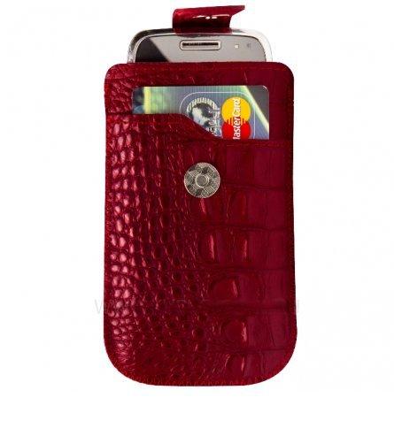 VerSado чехол с клапаном и карманом SUPERIOR 2.0 размер XL кайман коричневый