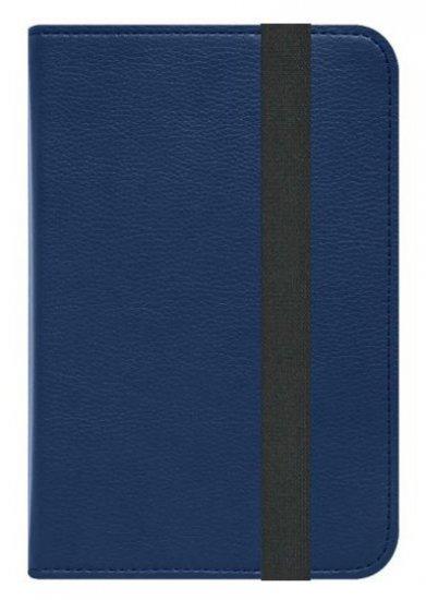 VerSado Универсальный чехол для планшетов 10 (иск. кожа, синий)
