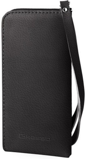 Gresso Глэм Рок-кошелек размер 3XL черный