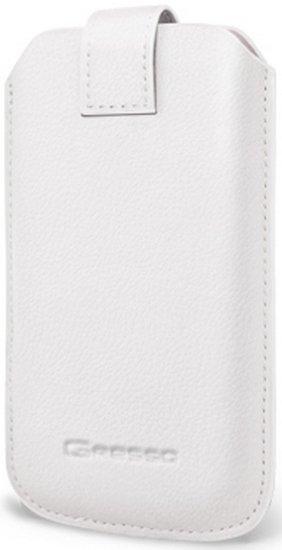 Gresso Жемчужина-футляр размер 2XL белый
