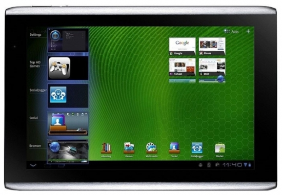Acer Iconia Tab A501 32Gb