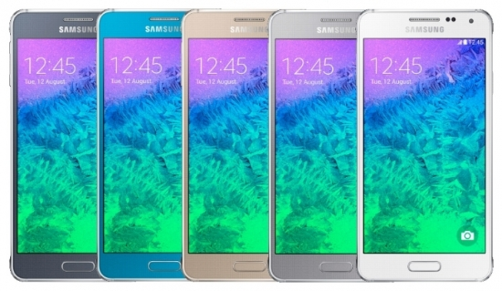 Samsung Galaxy Alpha SM-G850F 32Gb