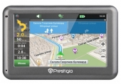 Навигатор Prestigio GPS GeoVision 4055 (ZDPGPS4055CIS04GBNV)