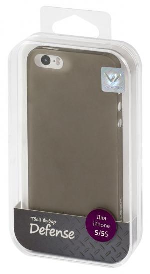 Vertex Клип-кейс ультратонкий для iPhone 5/5S 0,3мм