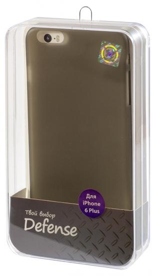 Vertex Клип-кейс ультратонкий для iPhone 6 Plus 0.5мм