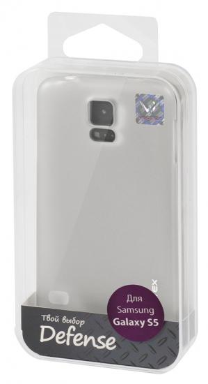 Vertex Клип-кейс ультратонкий для Samsung Galaxy S5 0.3мм