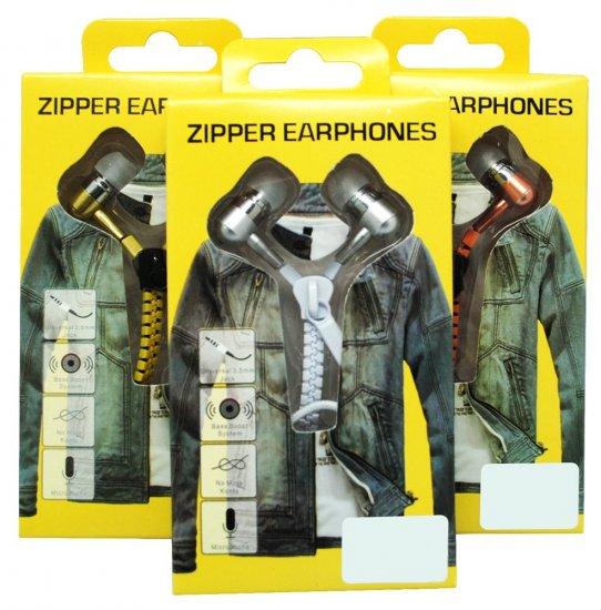 multibrand Zipper