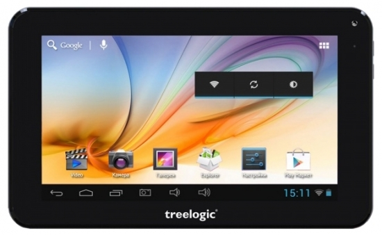 TreeLogic Brevis 708 SE
