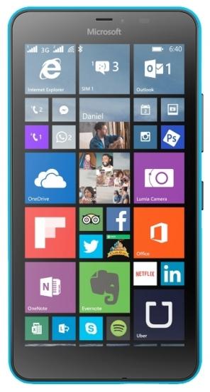 Microsoft Lumia 640 XS