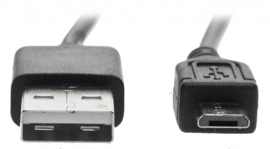 Partner USB 2.0 - microUSB, 1.5м, витой